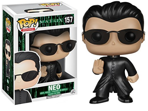 Amazon.com Funko POP Movies The Matrix Neo Action Figure Funko Pop Movies Toys Games