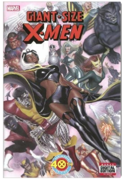 Amazon.com Giant Size X Men 40th Anniversary 9780785197775 Marvel Comics Books