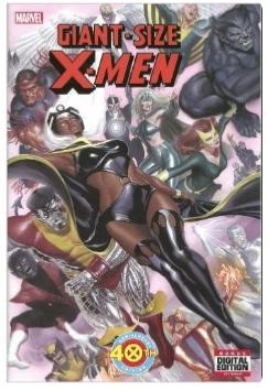 Amazon.com Giant Size X Men 40th Anniversary 9780785197775 Marvel Comics Books