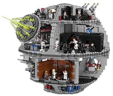 Amazon.com LEGO Star Wars Death Star 75159 Toys Games (1)