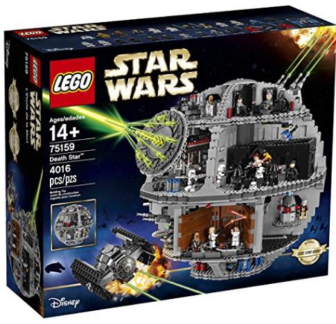 Amazon.com LEGO Star Wars Death Star 75159 Toys Games