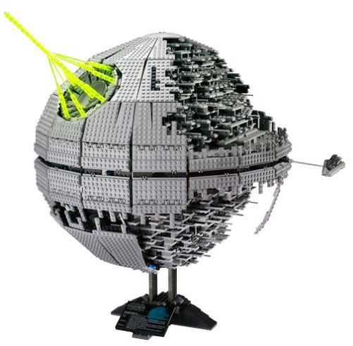 Amazon.com Lego Star Wars Death Star II Discontinued by manufacturer Toys Games (1)