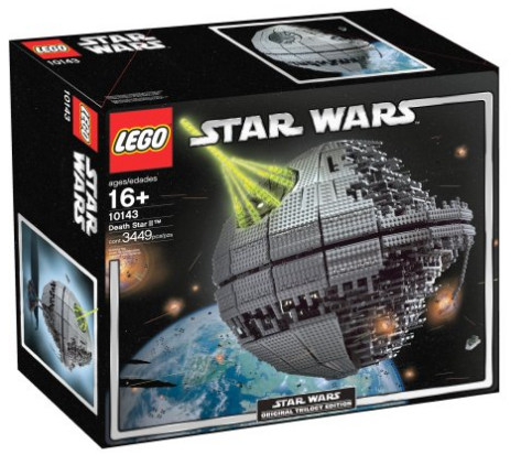 Amazon.com Lego Star Wars Death Star II Discontinued by manufacturer Toys Games