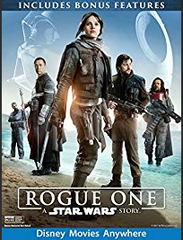 Amazon.com Rogue One A Star Wars Story With Bonus Content Felicity Jones Diego Luna Ben Mendelsohn Donnie Yen Amazon Digital Services LLC