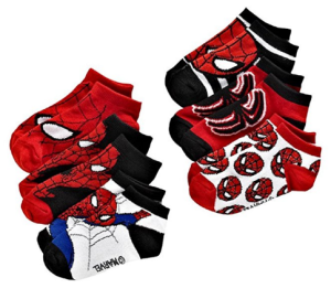 Amazon.com Spiderman Toddler Socks 6PK 2T 4T Clothing