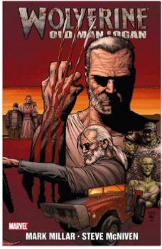 Amazon.com Wolverine Old Man Logan 9780785131724 Mark Millar Steve McNiven Books