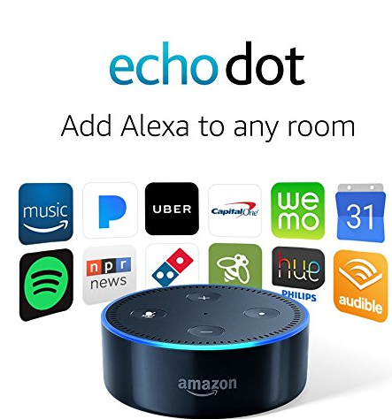 Amazon Echo Dot Add Alexa to any room