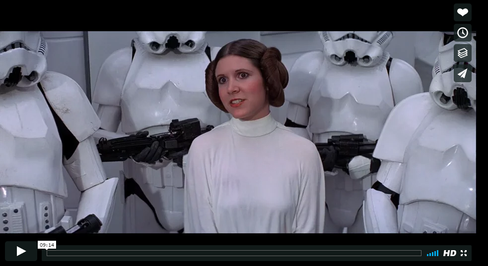 """Rogue One"" Spliced with ""A New Hope"" v.2 on Vimeo (1)"
