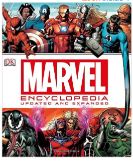 Marvel Encyclopedia Matt Forbeck 9781465415936 Amazon.com Books