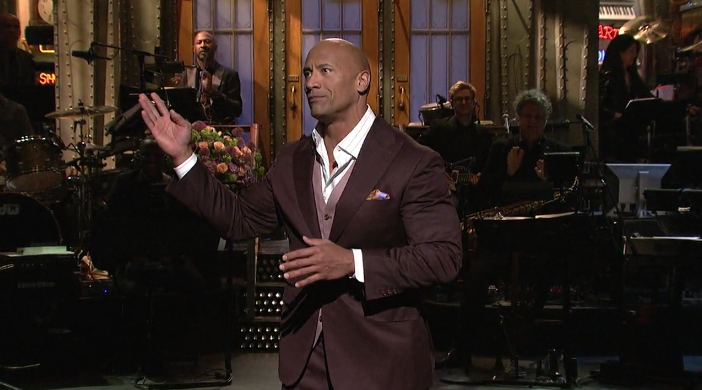 Watch Dwayne Johnson s Franchise Viagra Monologue From Saturday Night Live NBC.com