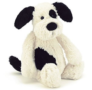 Amazon.com Jellycat Bashful Black