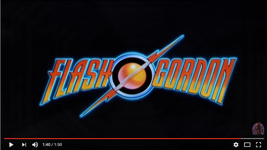 Flash Gordon Trailer YouTube