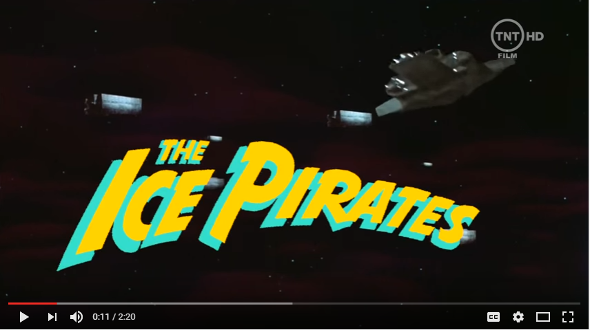 Ice Pirates 1984 Full HD Trailer English 1080p ReMastered By JDG YouTube