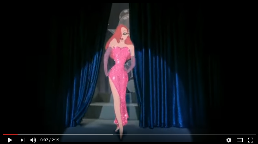 Jessica Rabbit Why don t you do right YouTube