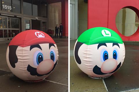 mario balls