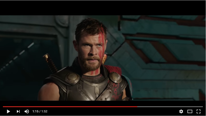 Thor Ragnarok Teaser Trailer HD YouTube