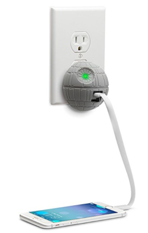 Amazon.com Star Wars Death Star USB Wall Charger Toys Games