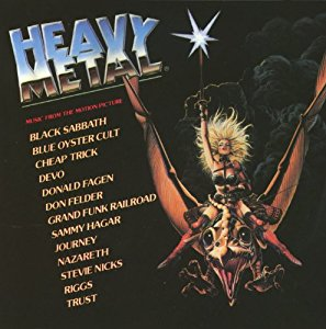 heavy metal soundtrack