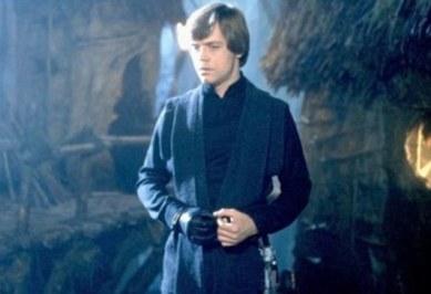 Luke in black