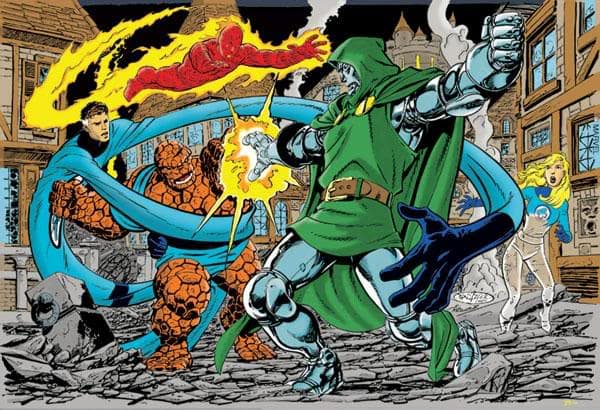 ff and dr. doom
