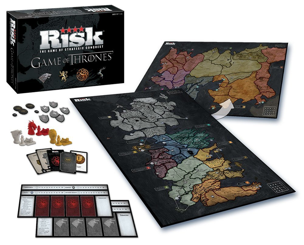 Games of Thrones Risk