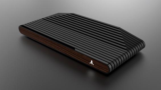 Ataribox Wood