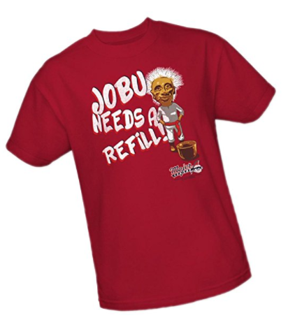 Jobu needs a refill