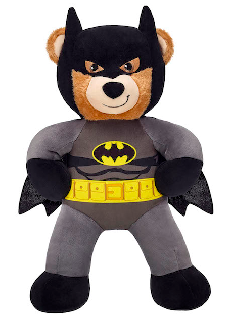batman day at build a bear features new harley quinn. Black Bedroom Furniture Sets. Home Design Ideas