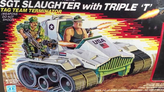gijoe triple T
