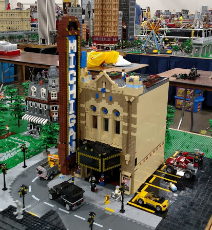 Lego Michigan Theater