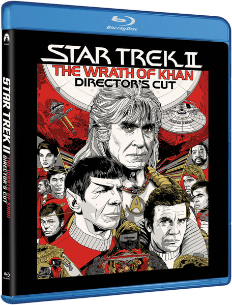 star trek II director's cut
