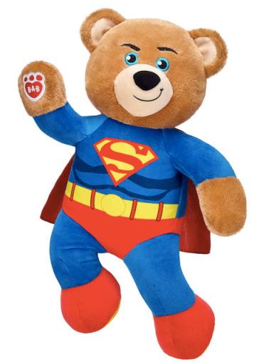 Superman bear