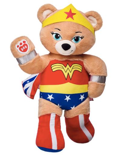 Wonder Woman Bear