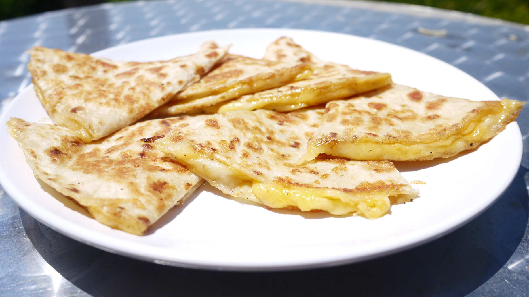 Basic-Quesadilla