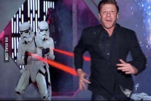 sean bean vs. storm troopers