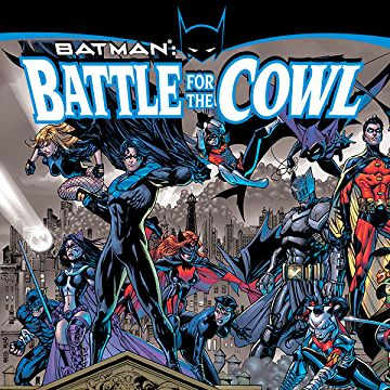 battle for the cowl