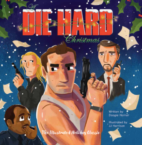 die hard book