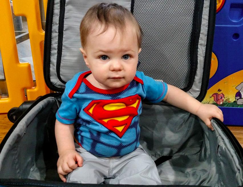 Grayson suitcase 2