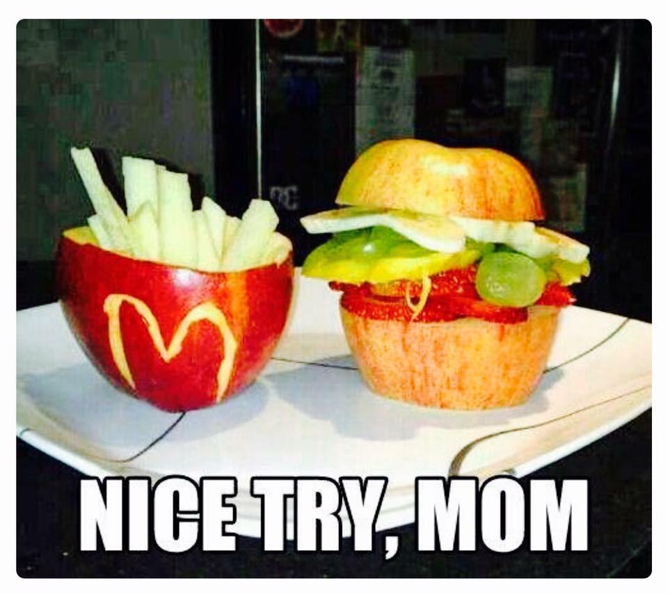 healthy mcdonalds