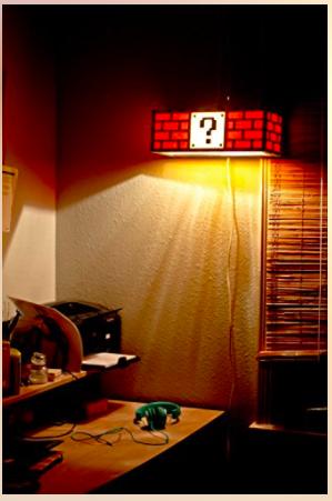 mario block lamp 2