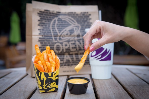 taco bell fries