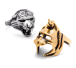 Battle Cat ring