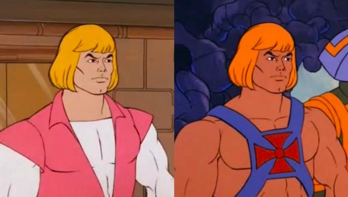 he-man prince adam