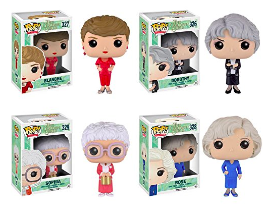 Golden Girls Funko Pops