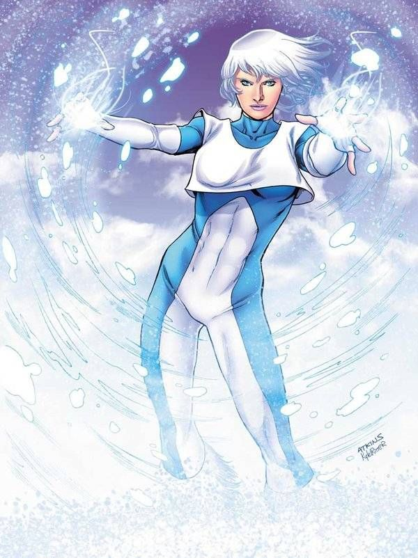 "Top 10 Polar Vortex Inspired ""Cold"" Themed Comic Book Heroes"